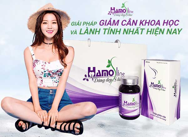 hamosline giải pháp giảm cân khoa học