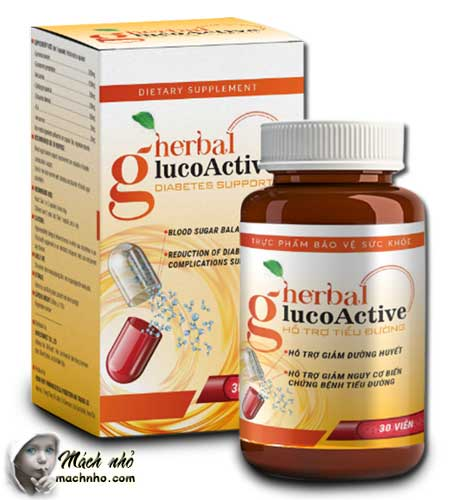 herbal gluco active