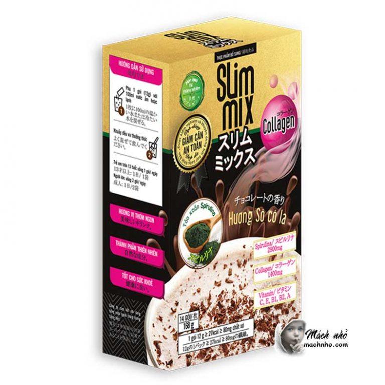 Slim Mix thực phẩm giảm cân của người Nhật Bản